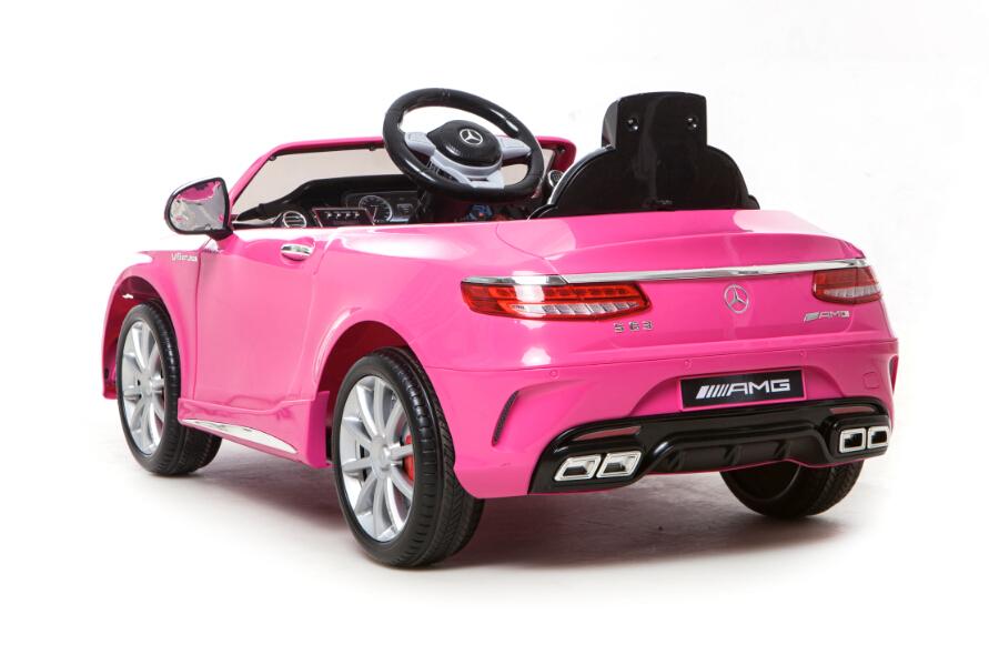 Ubrugte Elbil för barn Mercedes AMG A45 12V   fyrhjuling.org QA-42