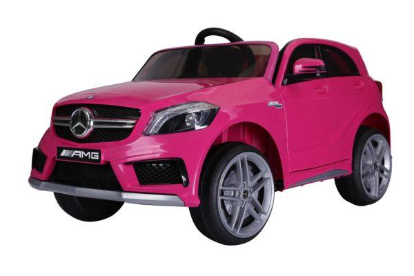 Vellidte Elbil för barn Mercedes AMG A45 12V   fyrhjuling.org SK-77